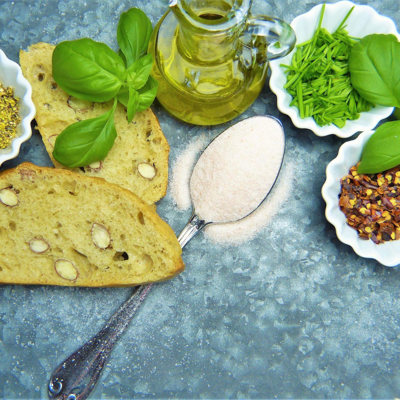Plateau de cuisine sans gluten