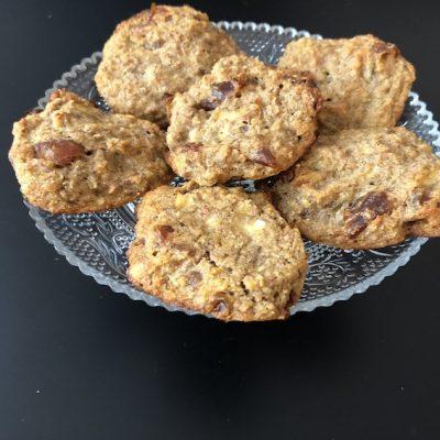 cookies aux Dattes 4